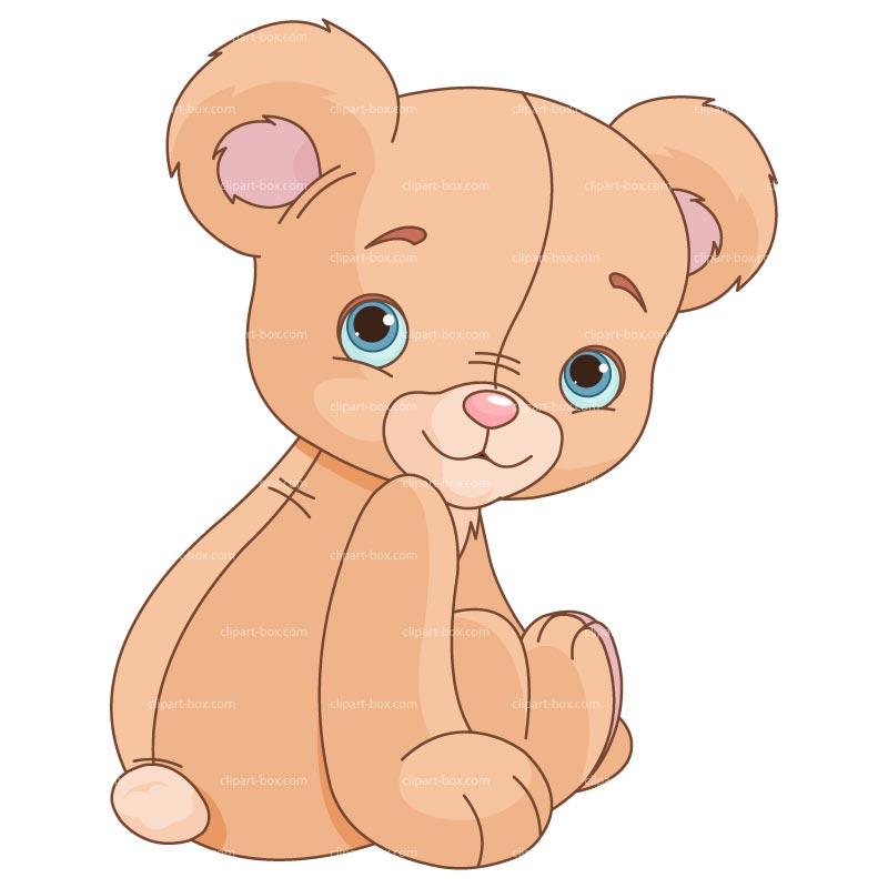 Teddy clipart cute Cute clipartmonk clipart teddy free