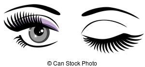 Brown Eyes clipart human nose Clipart Wink clipart collection eye