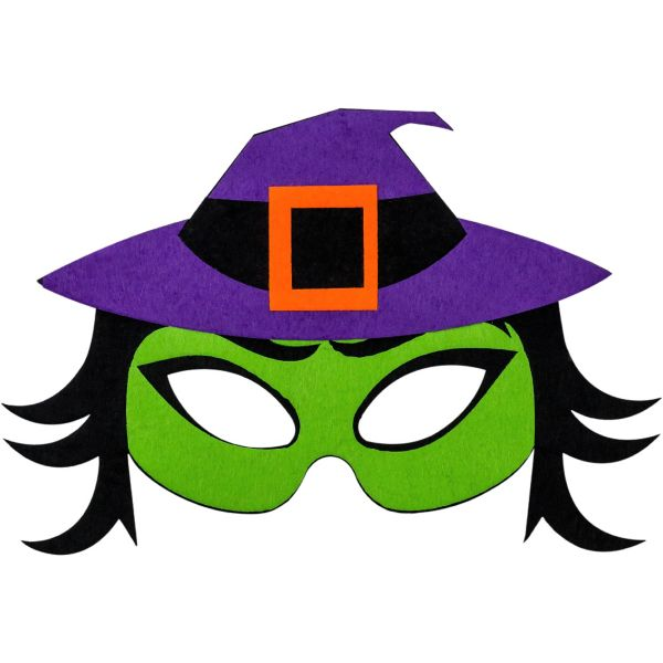 Witch clipart eye Mask Witch Eye Child Witch