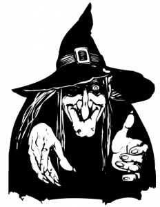 Witch clipart eye Eye Evil Eye Witch Witch