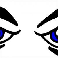 Eyeball clipart angry Happy Images Free Eyes Panda