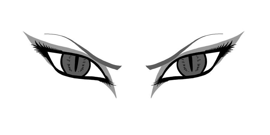 Eyeball clipart angry Eyes Art  Clip Free