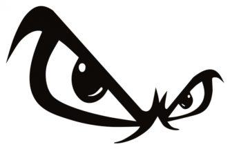 Eyeball clipart angry Eye ClipartPen Clipart « Eye