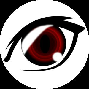 Eyeball clipart anime eye Eyes Anime Clipart Vampire cliparts