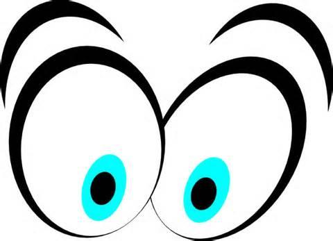 Blue Eyes clipart glass clip art Clipart eyes glass  Big