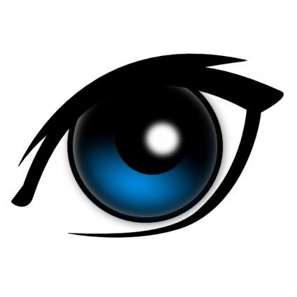 Eyeball clipart boy Art Cartoon Eyes Cartoon Art