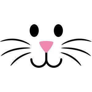 Eyeball clipart bunny Design Silhouette View Bunny 20+