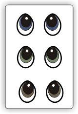 Eyeball clipart bunny * EYES best Pinterest CLIPART