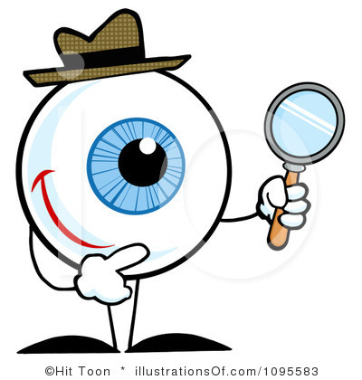 Eyeball clipart detective Free Clipart detective Detective Images