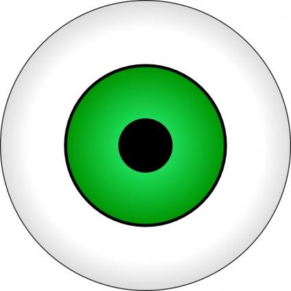 Eyeball clipart frog eye Eyes Art Clip  Frog