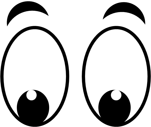 Eyeball clipart funny eye Clipart eyes Clipart collection Eyes