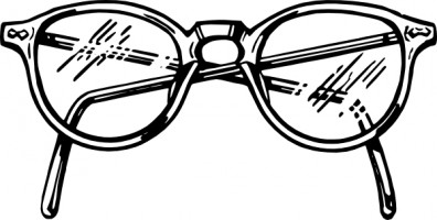 Monochrome clipart glass Com cliparts eyes Glasses and