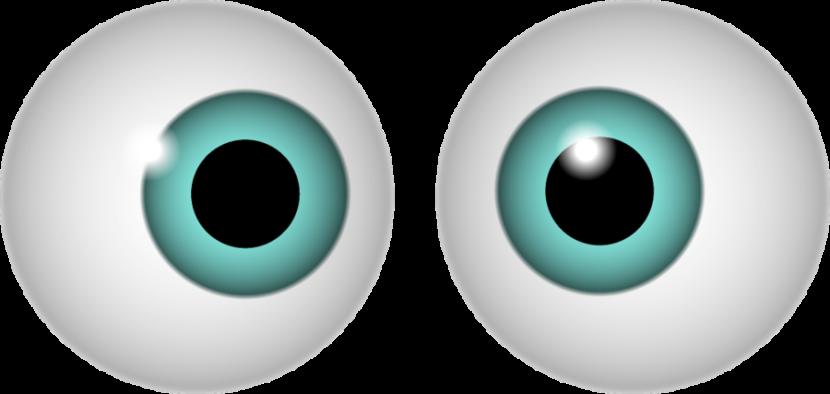 Eyeball clipart goofy Art Googly Clip #19792 Eyes