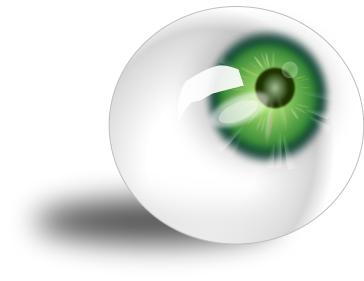 Eyeball clipart high eye Eye art Clipartix eyeball vector