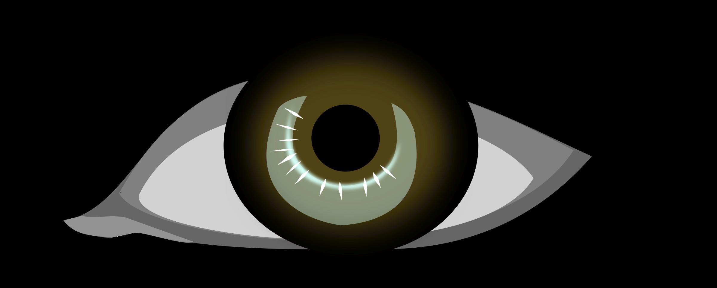 Brown Eyes clipart big eye Art Human Eye Clip Download