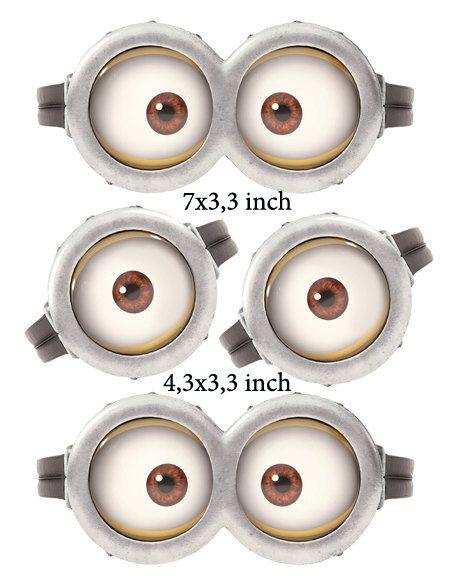 Eyeball clipart minion On 25+ D 3x3 4