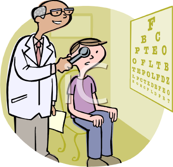 Blue Eyes clipart optometry Collection or Eye Doctor clipart