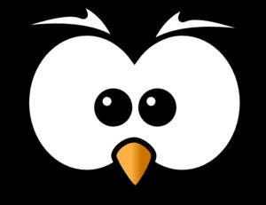 Eyeball clipart owl eyes Face royalty Clip Clker Clip