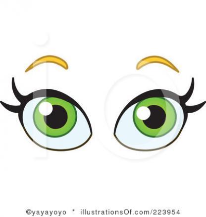 Eyeball clipart pretty eye Eyes Clipart Panda eyes%20clipart Clipart