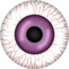 Eyeball clipart purple Clipart ball clipart perpule ball