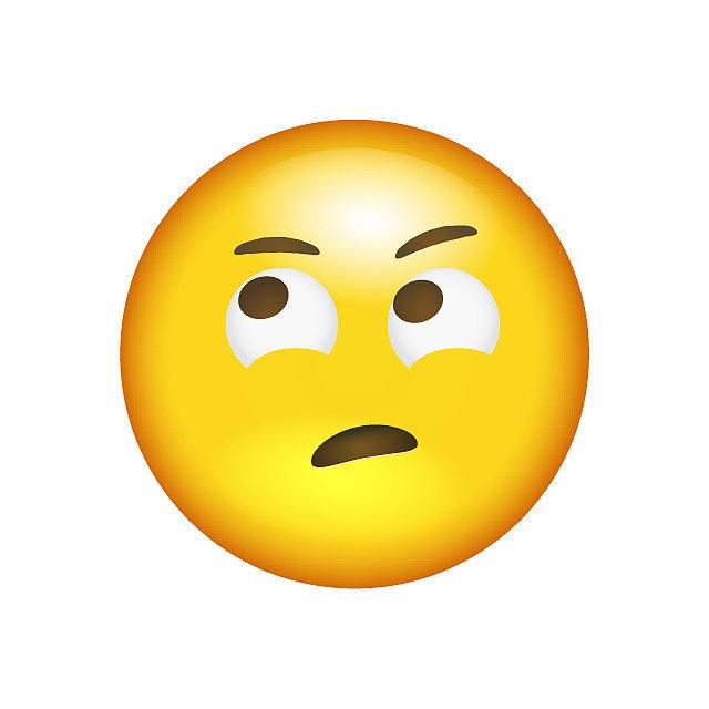Eyeball clipart rolling eyes Eye clipart Emoji to 12