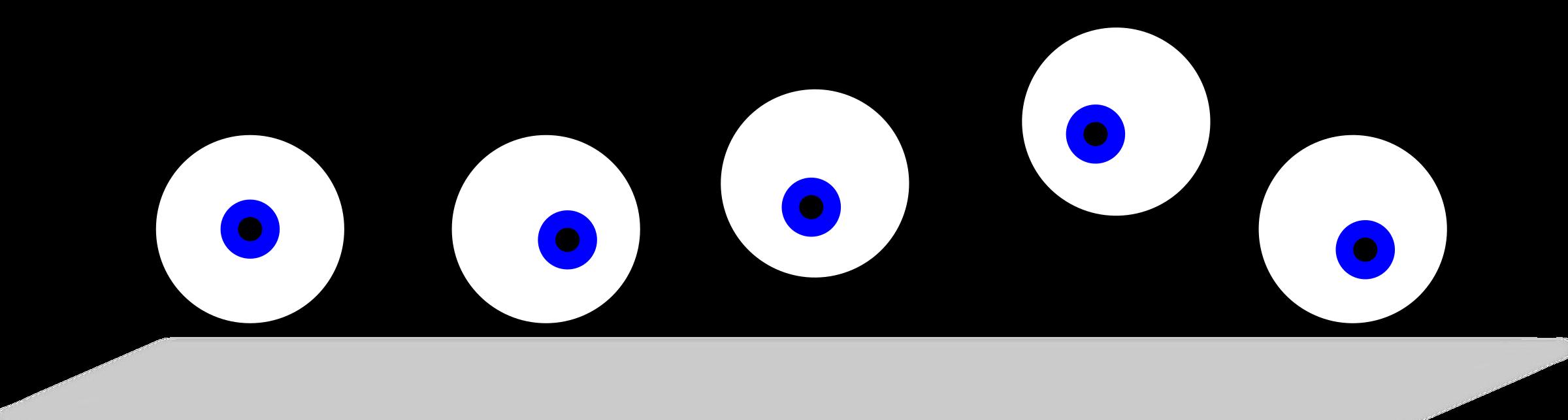 Eyeball clipart rolling eyes Eyes Clipart rolling rolling algotruneman