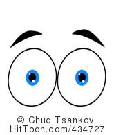 Blue Eyes clipart pair eye Eyes Clipart Pair Stock Of