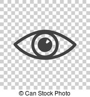 Eye clipart transparent background #5