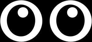 Blue Eyes clipart clipart transparent Clipartix Eyeball eyes Eyeball transparent