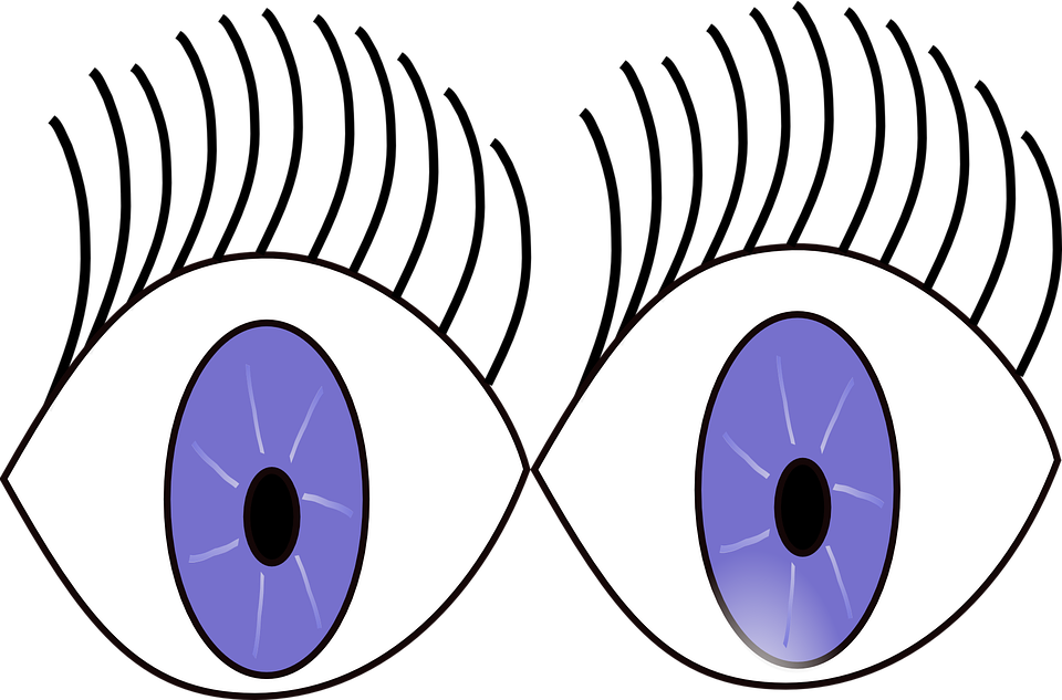 Blue Eyes clipart surprised eye Clipart Clipart clip eye #73