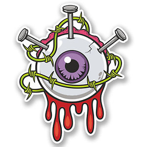 Zombie clipart eyeball 10cm is Eyeball iPad 2