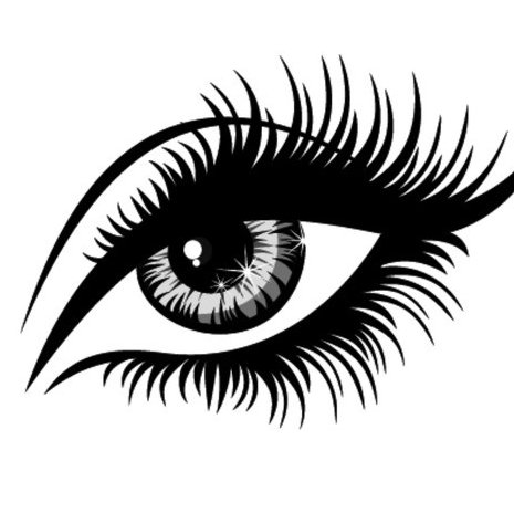 Eyelash clipart Eyelash to Look? False How