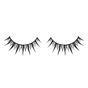 Eyelash clipart  Collection clipart a Eyelash
