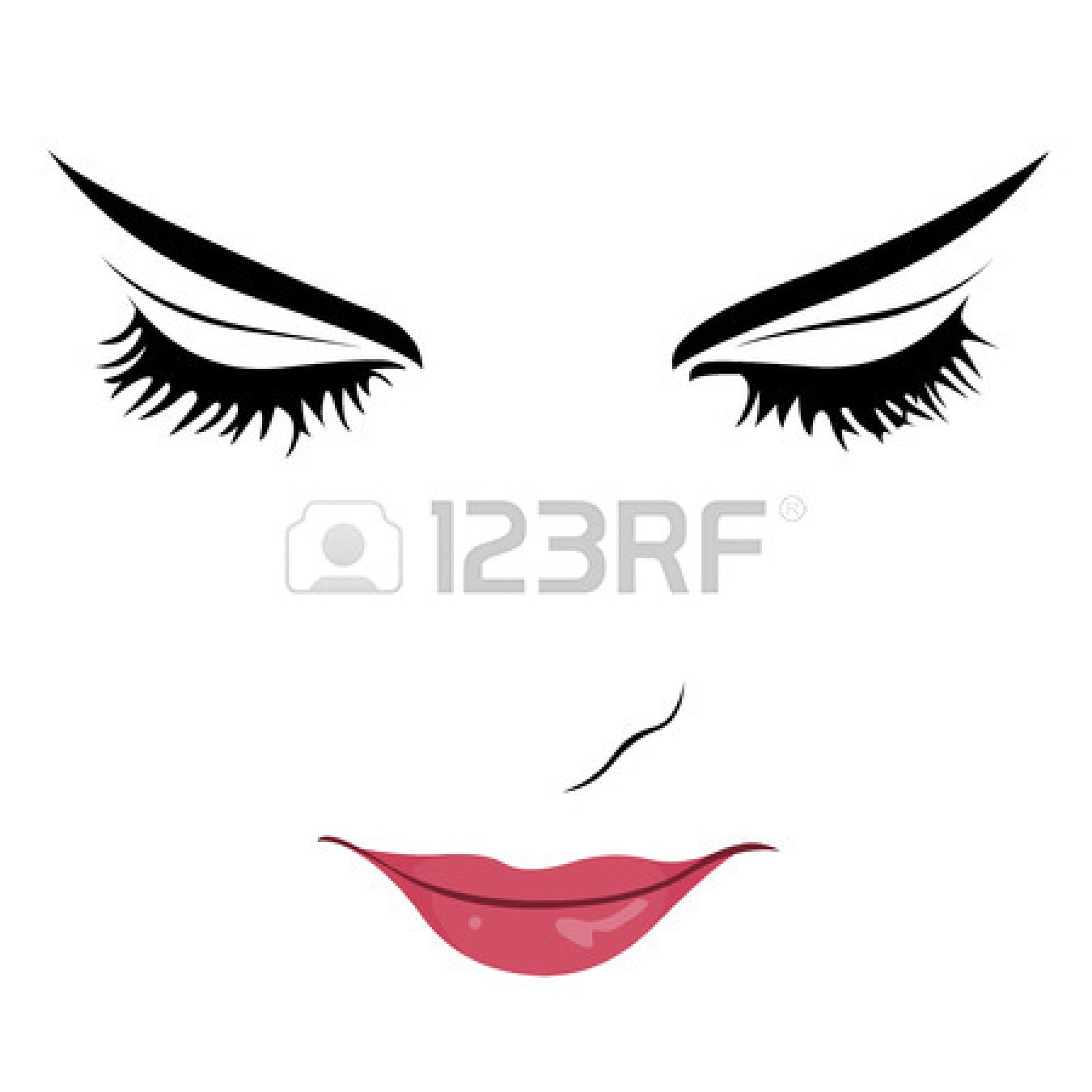 Eyelash clipart Clipart Panda dissatisfaction%20clipart Clipart Images