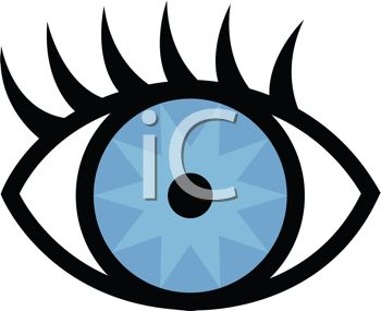 Blue Eyes clipart optometry Images Eyelash Clipart Clipart Clipart
