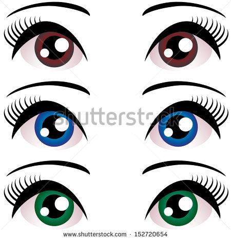 Eyelash clipart cartoon female Images female%20brown%20eyes%20clipart Clipart Clipart Free