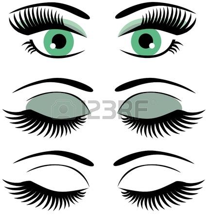 Hazel Eyes clipart eyelash clipart Collection Winking clipart clipart eye