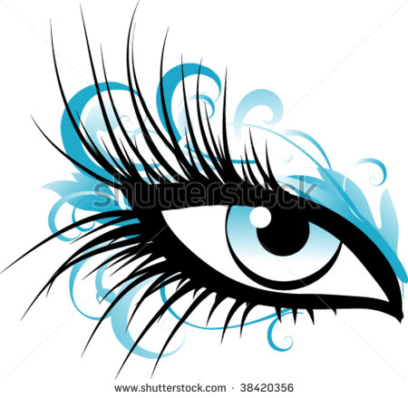 Hazel Eyes clipart eyelash clipart Eye Stock Eye Shutterstock Makeup