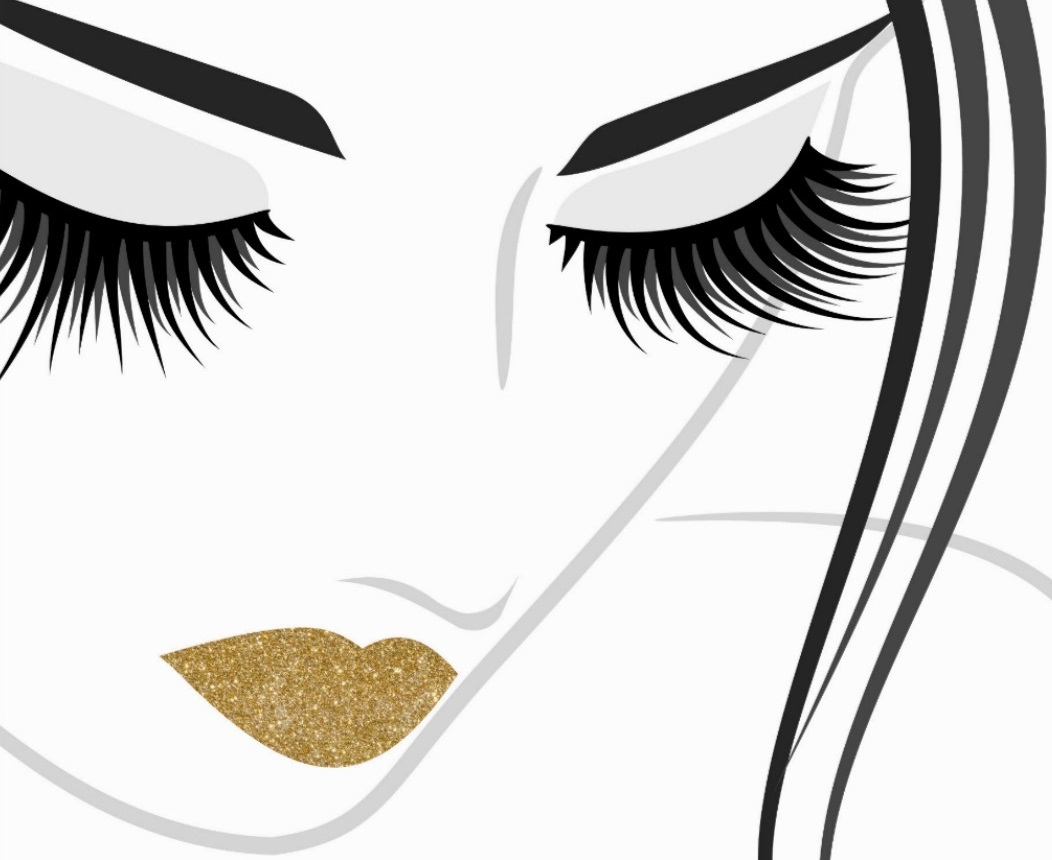 Eyelash clipart eyebrow & Evoque Tint  Day