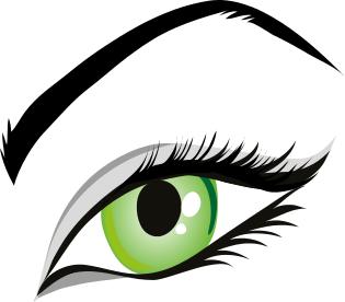 Eyelash clipart eyebrow Page Eyelash Eyelash Clip Free