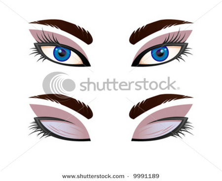 Eyeball clipart closed eye Clipart clipart Clipart eyes And
