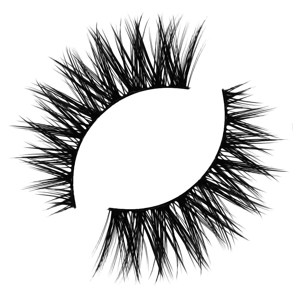 Eyelash clipart false eyelash Lashes view above Cruelty 2