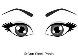 Hazel Eyes clipart happy eye Art Clipart Eye clipart clip
