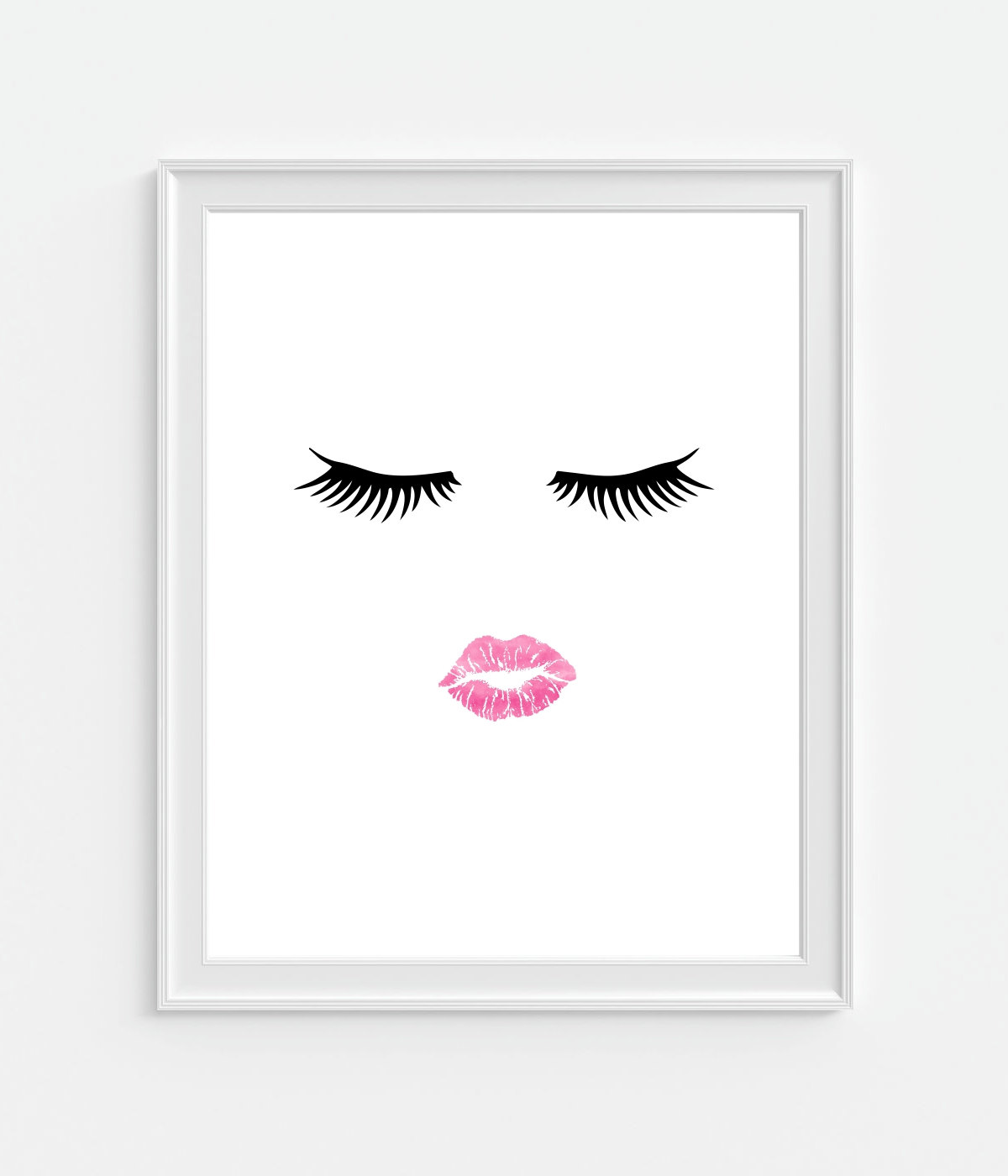 Lips clipart eyelash Eyelashes Eyelash &  Makeup