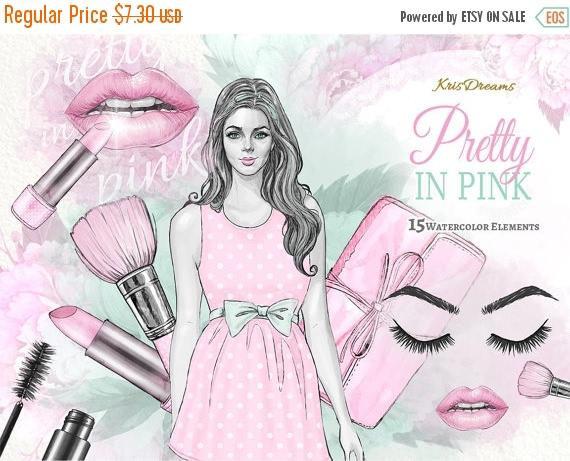 Eyelash clipart pink Makeup Makeup Mascara 50% Art
