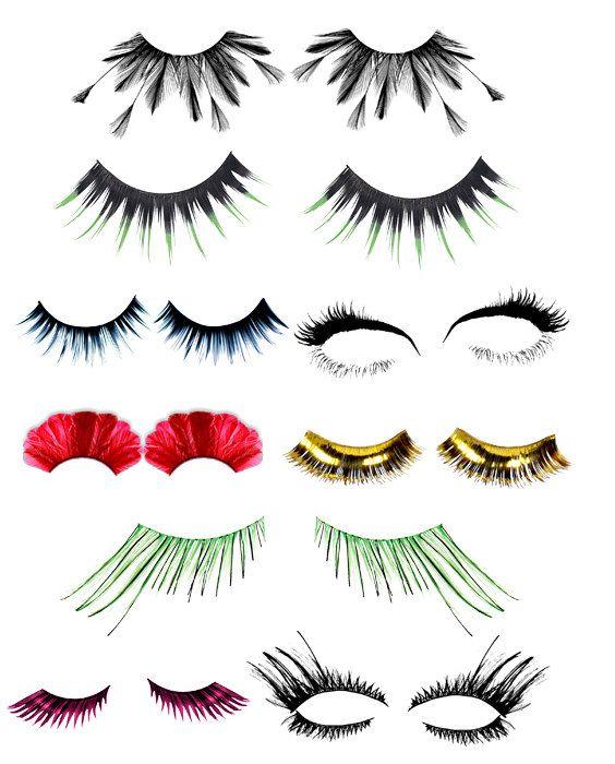 Eyelash clipart sophisticated woman Art 184 clip Wallpaper eyelashes