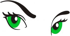 Blue Eyes clipart woman eye Eyes Art clipart Download Green