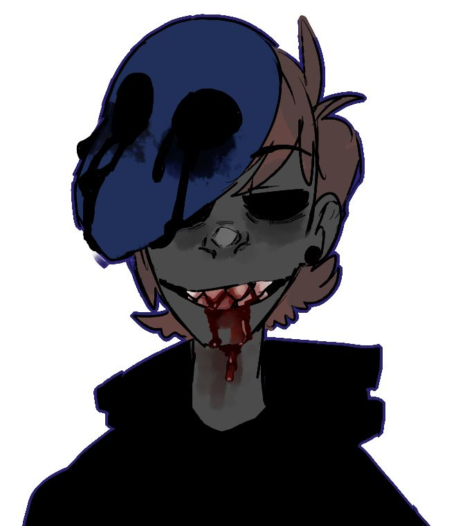Eyeless Jack clipart Chibi ArtsyCannibal on 1799 jack