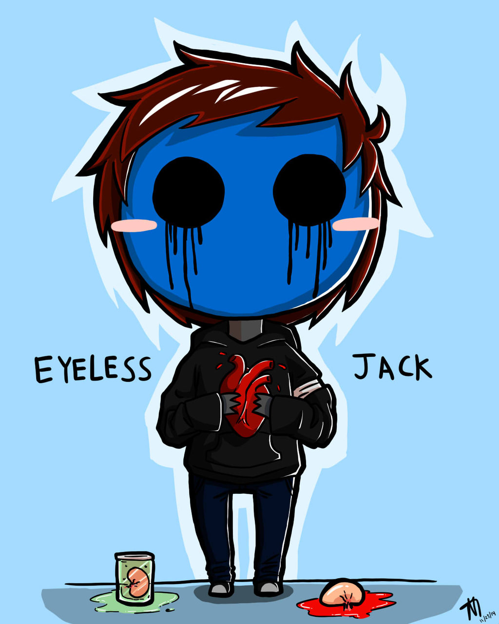 Eyeless Jack clipart Google eyeless jack Google fan