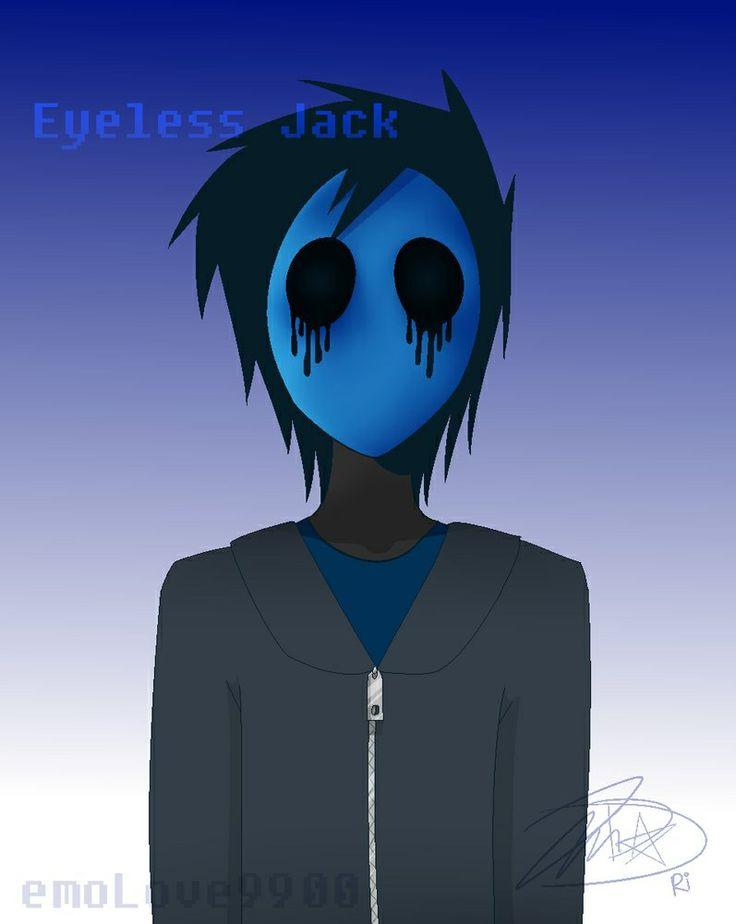 Eyeless Jack clipart creepypasta Jack Eyeless family Pinterest to